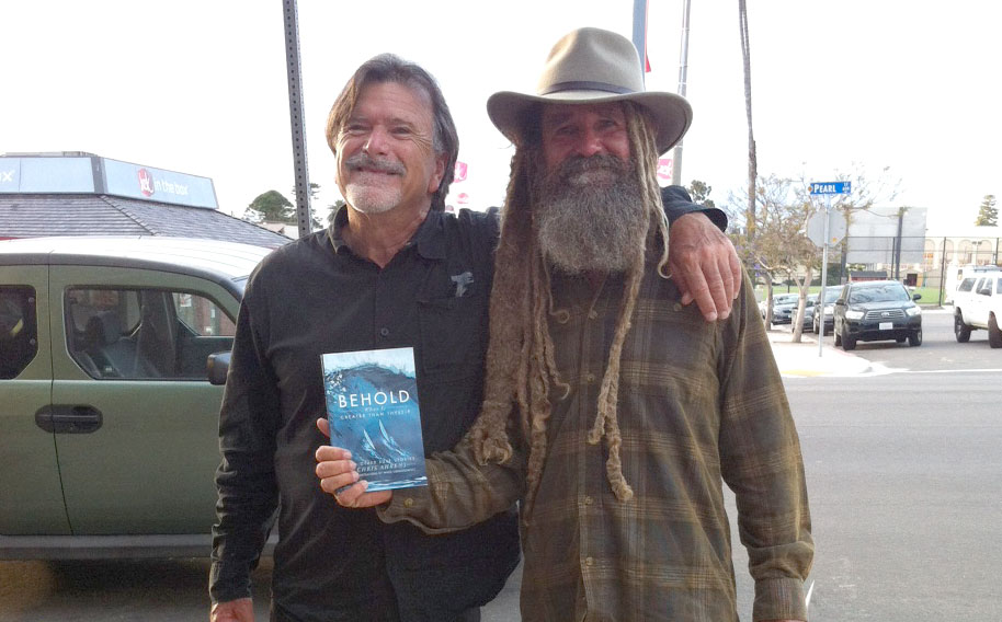 Chris Ahrens – Author – Surfer – Surfing Historian